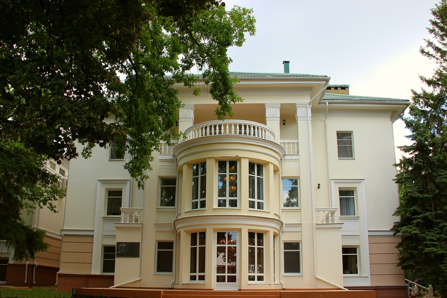 Резиденция губернатора СО