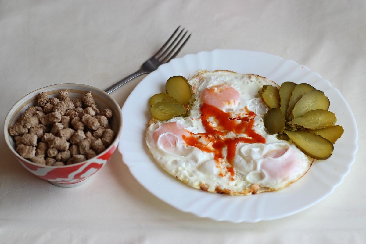 Чем сегодня завтракали, ЗОЖники?