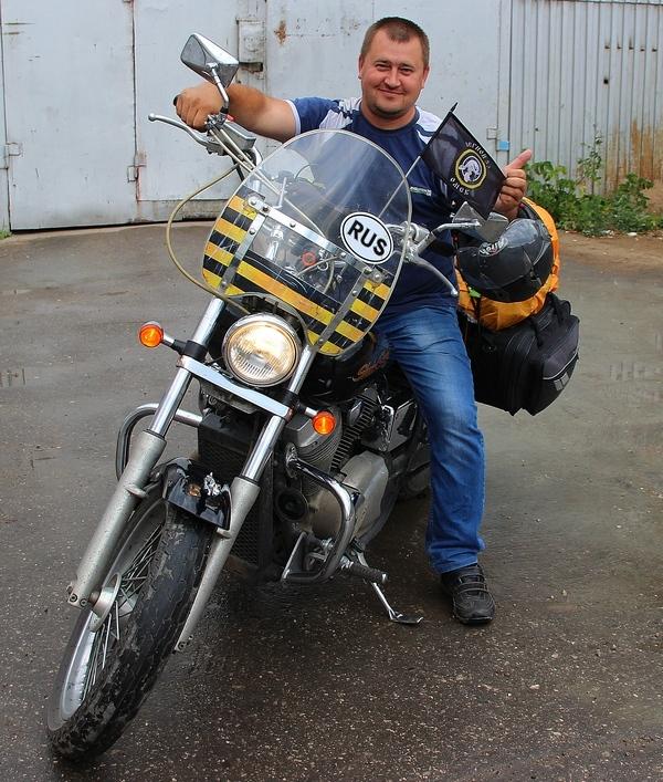 В мотоциклисты я б пошел, пусть меня научат...