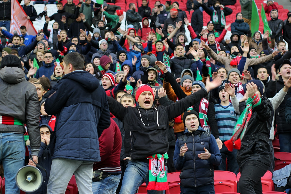# Football starts the game - games at high speeds.Rubin, communication, stadium, match, MegaFon, Kazan Arena, Rubin, coach, directly, more, Kazan, work, minute, blogging, leads, held, fans, organization, teams, events