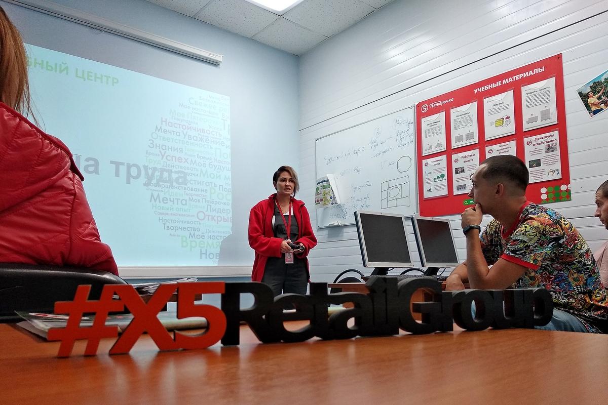 Увлекательный блогтур от X5RetailGroup по Самаре...