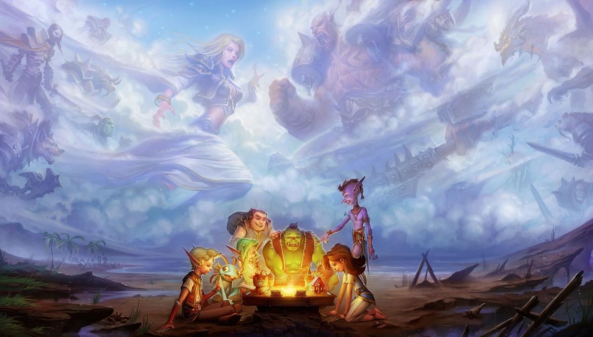 Hearthstone-Heroes-of-Warcraft--art
