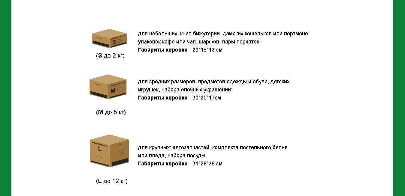 Как гарантировано отправить посылку на край географии... 123