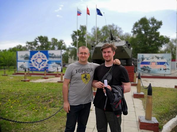 С Днём рождения, Дмитрий!!!