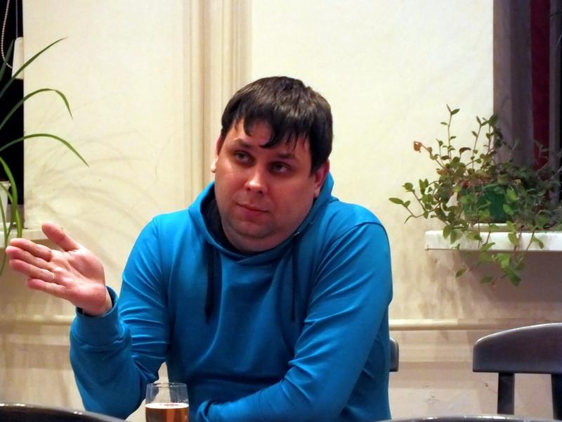 Тренин Денис
