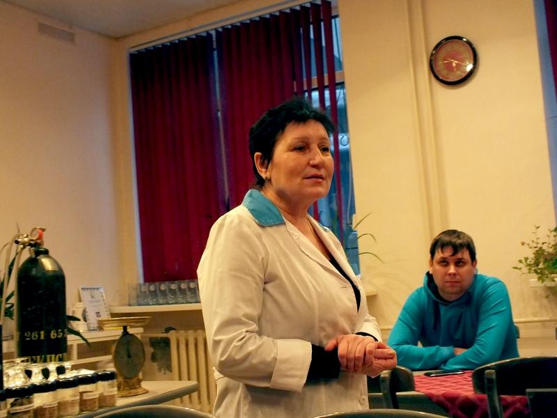 Степаненко Нина