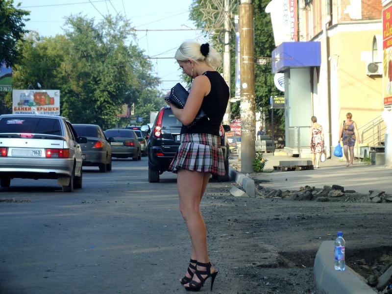 улица проститутки