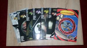 Batman #13-18, Incoporated #1