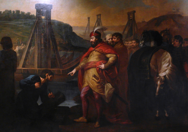 Bolesław_I_the_Brave_orders_to_hammer_the_border_posts_in_Elbe_and_Soława_by_Józef_Peszka_ca._1810.png