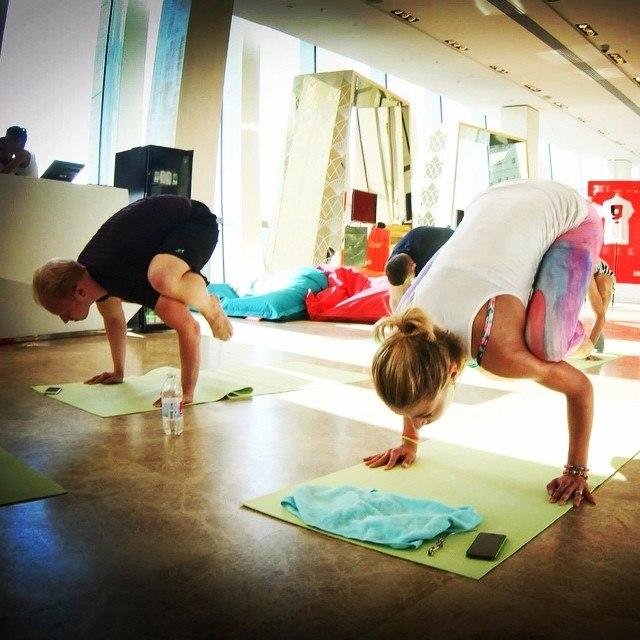 Йога для танцоров - 2