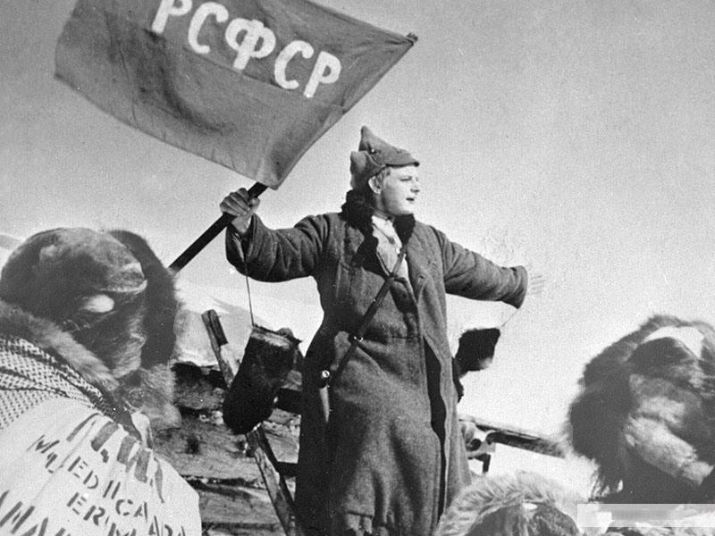 «Начальник Чукотки» (реж. Виталий Мельников, 1966)