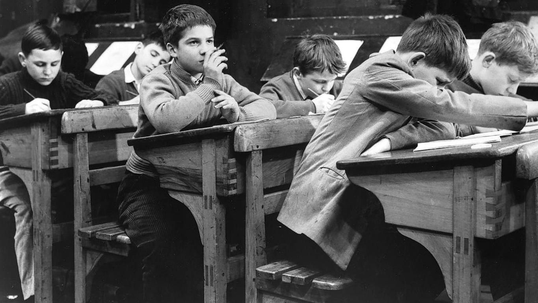 Четыреста ударов — Les quatre cents coups (Франсуа Трюффо, 1959)