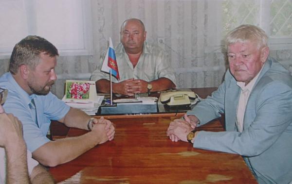 Шабунин и Ищенко