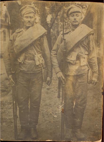 Назаров прадедушка 1914