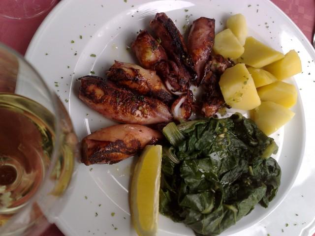 Первые блюда (супчики) итальянцы готовят не очень.