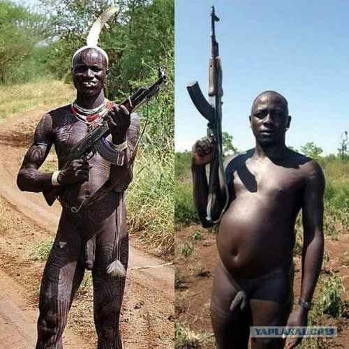 Либерийские повстанцы