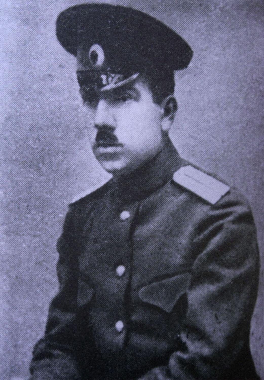 Оваким Меликян (Hovhakim Melikyan)