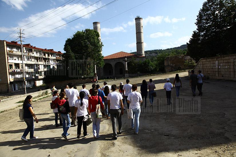 shushi mosque