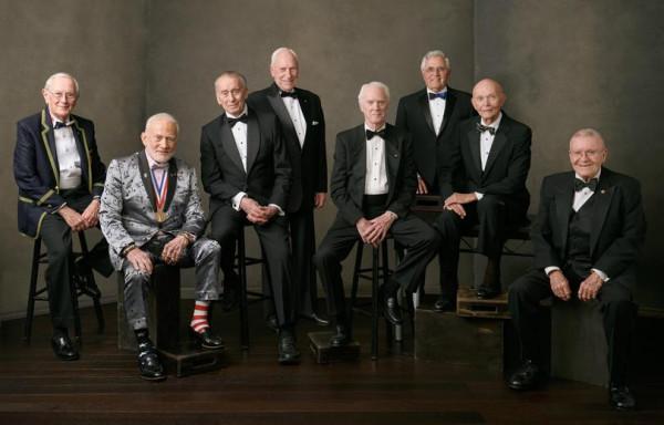 8 астронавтов-участников программы «Аполлон» — 50 лет спустя