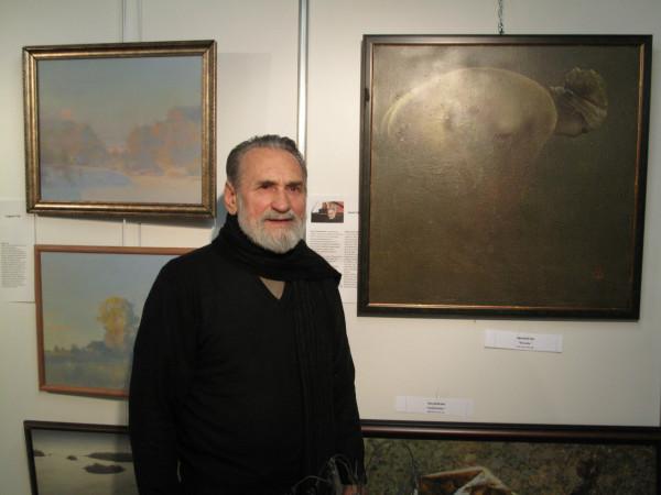 Самобытный грузинский художник Гиви Сипрошвили