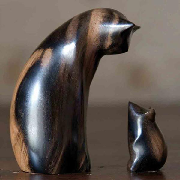 Минималистичные деревянные скульптуры от Перри Ланкастером (Рerry Lancaster).