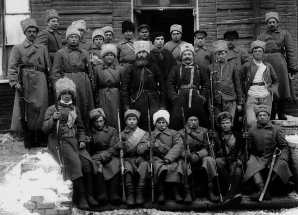 Крестьянское антикоммунистическое восстание в 1920-1921 гг.