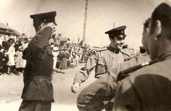Павлодар. 1954
