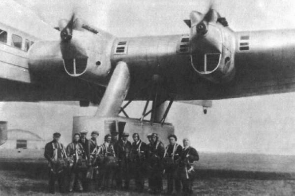Трагедия конструктора Калинина и его бомбардировщика К-7