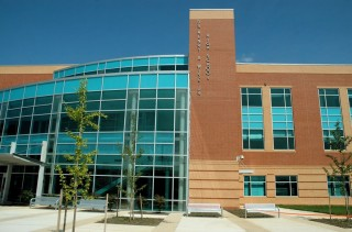 Another picture of the school