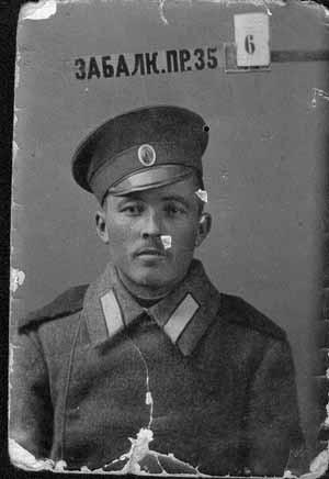 дед Митя Нестеренко первая мировая