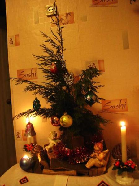 можжевеловая елка