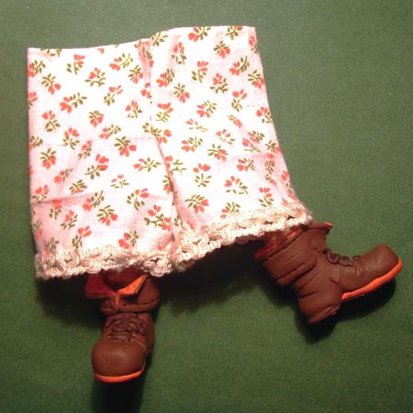 ботинки и панталоны