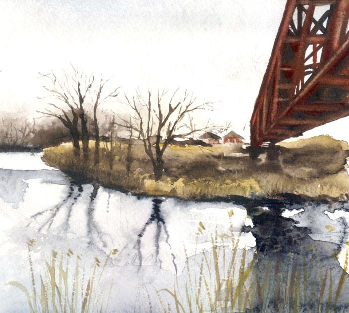 Красный мост еще раз 2