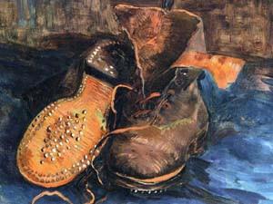 ван гог Still-life-shoes_2