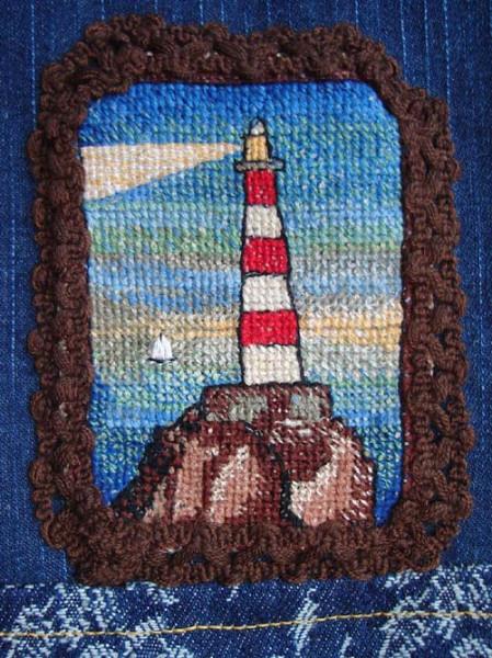 маяк на кармашке