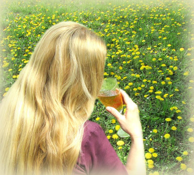 цвет дня желтый