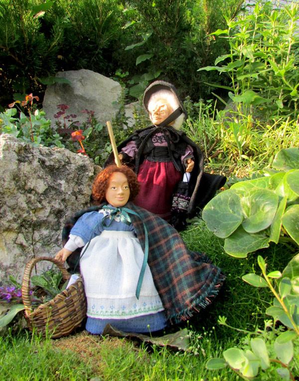 ведьмы в горах Изображение 115