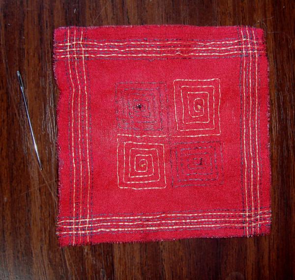 роковой платок