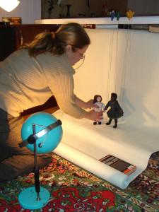 приготовление к фотосессии 1а