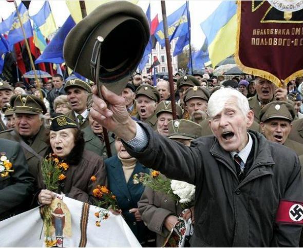 политика украины