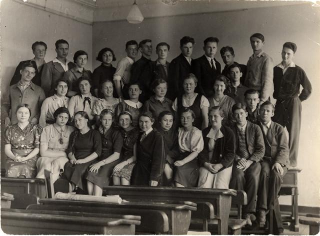 25 образцовая школа, 175 школа г. Москвы, выпуск 1940 года