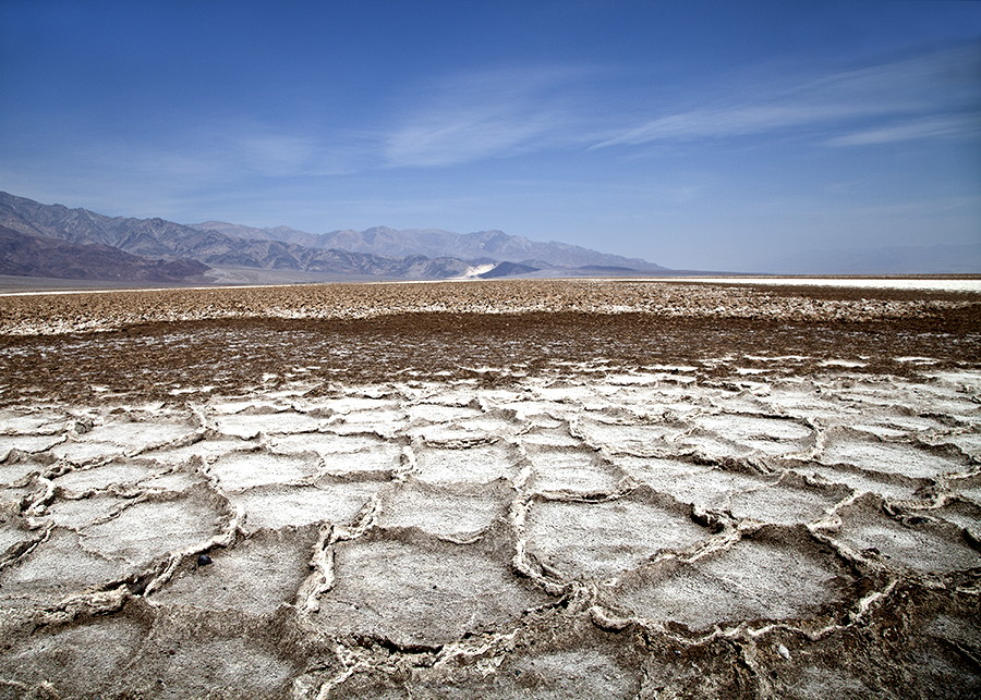 Badwater                  photo by Yuri Lev