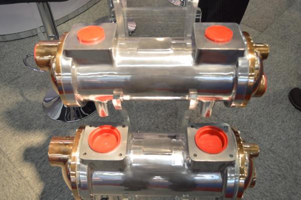 Двухконтурный теплообменник на катер теплообменник пжд 30 1015012-11