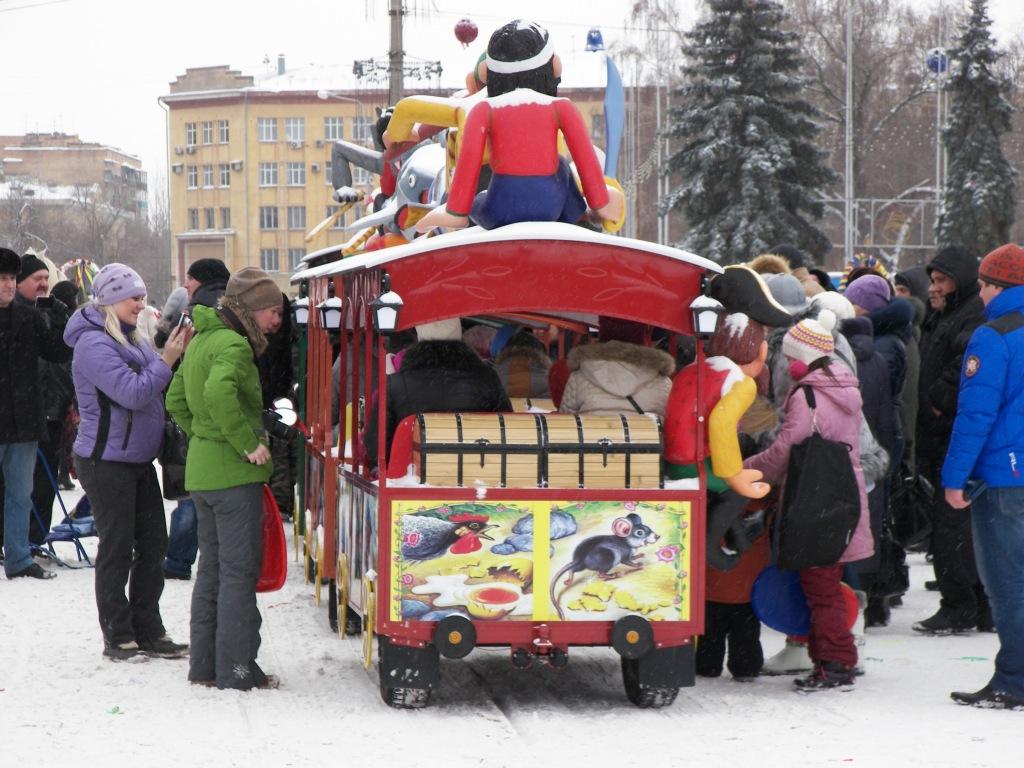 Как самарцы проводили новогодние выходные. 63-63.livejournal.com