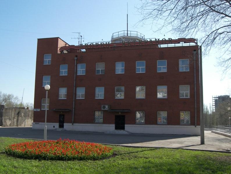 Компьютерные курсы во Дворце ветеранов.