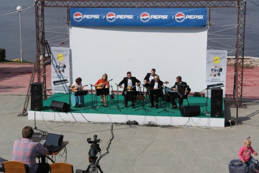 ������ � ����� ��� ������. ������-folk-band�.