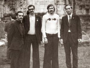 Kutaisi-1976-UM8FM-UA6JD-UA6JW-UD6CC