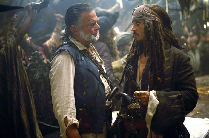 Sluhi Piraty Karibskogo Morya 6