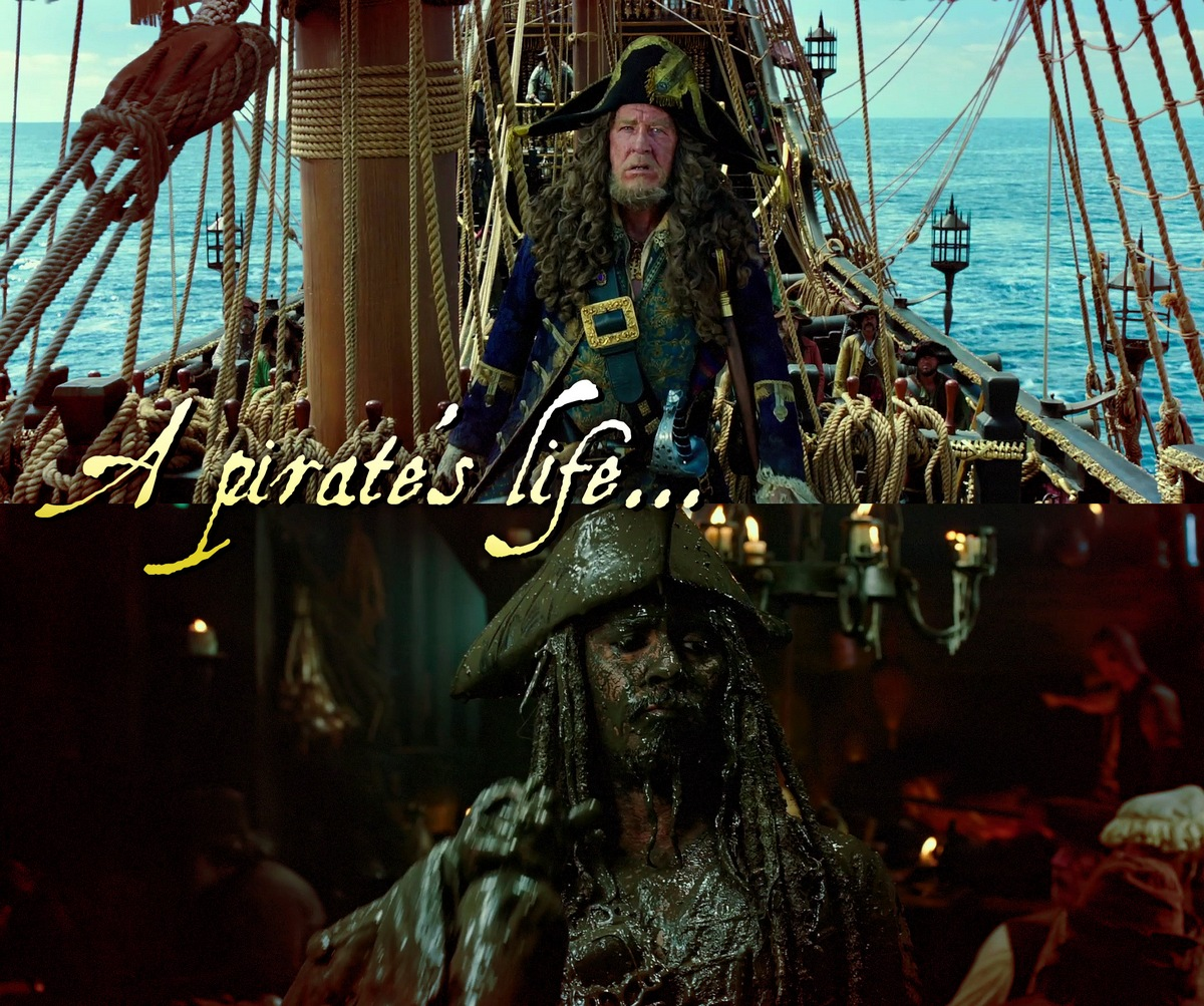 Какой жанр фильм Пираты Карибского моря: Мертвецы не рассказывают сказки