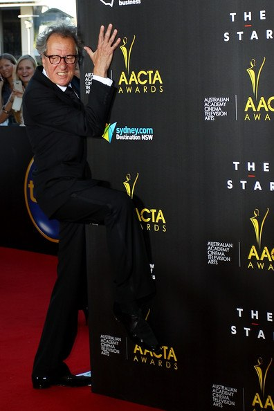 Picture from the latest AACTAs.